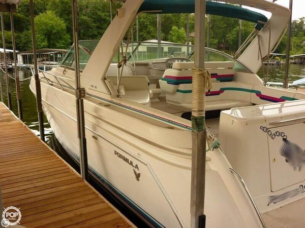 Used Formula 41 PC Express Cruiser Boat For Sale