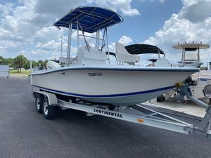 Used Legacy 192CC192CC Center Console Fishing Boat For Sale