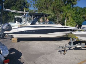 Used Crownline E 26 XSE 26 XS Deck Boat For Sale