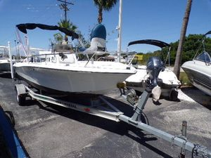 Used Sailfish 188CC188CC Center Console Fishing Boat For Sale