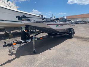 Used G3 Eagle 180Eagle 180 Aluminum Fishing Boat For Sale