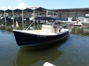 Used Eastern 22 Center Console22 Center Console Center Console Fishing Boat For Sale