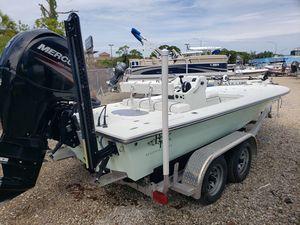 Used Beaver Tail 20' LIGHTNING20' LIGHTNING Skiff Boat For Sale