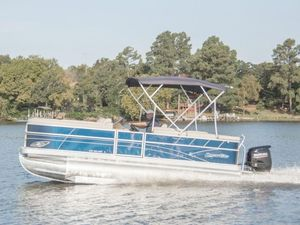 New Silver Wave 210 Island L210 Island L Pontoon Boat For Sale