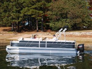 New Silver Wave 230 Island LP230 Island LP Pontoon Boat For Sale