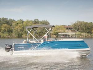 New Silver Wave 230 Grand Costa RLP230 Grand Costa RLP Pontoon Boat For Sale