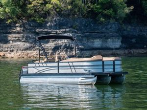 New Silver Wave 250 Island RL250 Island RL Pontoon Boat For Sale