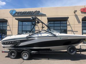 Used Tahoe Q7iQ7i Runabout Boat For Sale