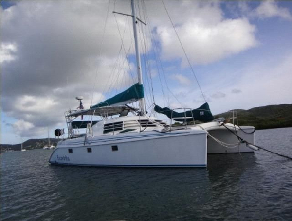 Used Manta 42 Mkii Catamaran Sailboat For Sale