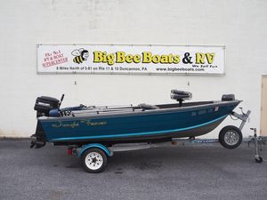 Used Starcraft Classic 14Classic 14 Aluminum Fishing Boat For Sale