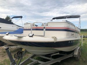 Used Starcraft Starship 2000Starship 2000 Deck Boat For Sale