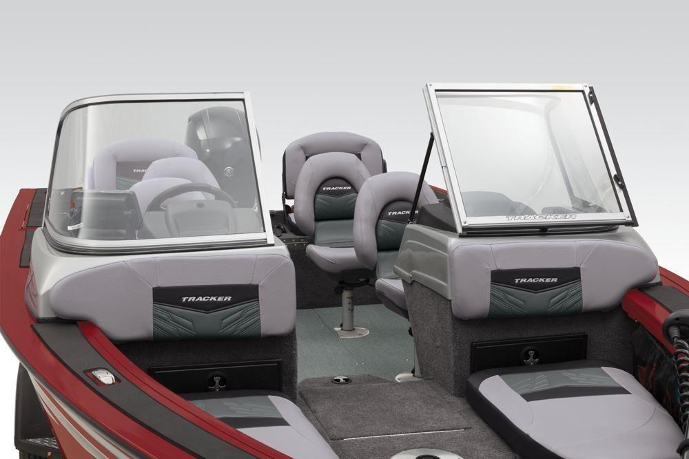 2019 New Tracker Targa V-19 ComboTarga V-19 Combo Aluminum