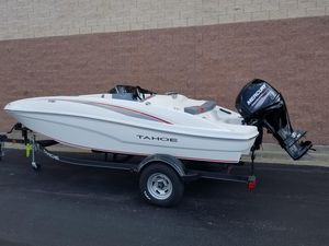 New Tahoe T16T16 Runabout Boat For Sale