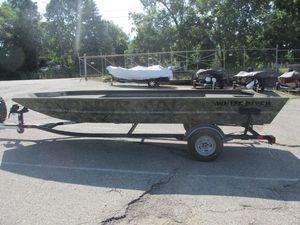 New Tracker 18601860 Aluminum Fishing Boat For Sale