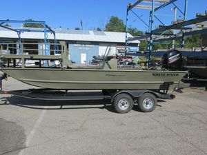 New Tracker 2072CC Sportsman2072CC Sportsman Aluminum Fishing Boat For Sale