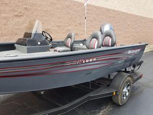 New Ranger VS1682 SCVS1682 SC Aluminum Fishing Boat For Sale