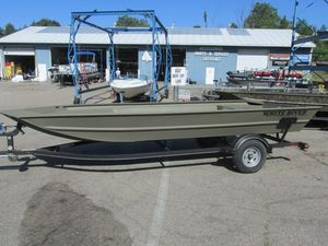 New Tracker 18601860 Aluminum Fishing Boat For Sale