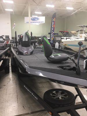 New Ranger RT 198RT 198 Aluminum Fishing Boat For Sale
