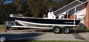 Used Blazer Bay 2200 Bay Center Console Bay Boat For Sale