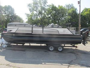 Used Regency 220 LE3 Sport220 LE3 Sport Pontoon Boat For Sale