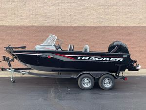 New Tracker Targa V-18 WTTarga V-18 WT Aluminum Fishing Boat For Sale