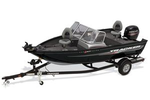 New Tracker Pro Guide V-165 WTPro Guide V-165 WT Aluminum Fishing Boat For Sale