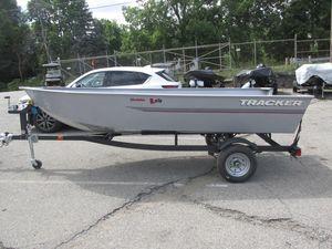New Tracker Guide V-14 Deep VGuide V-14 Deep V Jon Boat For Sale