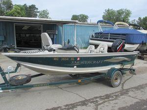 Used Smoker Craft STINGER 161STINGER 161 Aluminum Fishing Boat For Sale