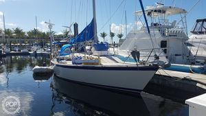 Used O'day 34 Sloop Racer and Cruiser Sailboat For Sale