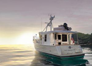 New Nordhavn 41 Trawler Boat For Sale