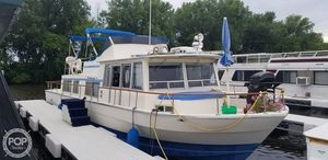 Used Whitcraft Coastal Cruiser House Boat For Sale