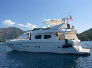 Used Posillipo Technema 65 Motor Yacht For Sale
