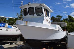 Used Defender 39 Commercial Lobster Commercial Boat For Sale