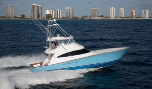 New Viking 68 Convertible Fishing Boat For Sale