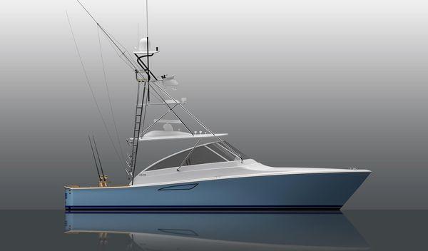 New Viking 38 Billfish Open Convertible Fishing Boat For Sale