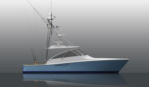 New Viking 38 Billfish Open Convertible Fishing Boat For Sale