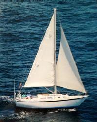 Used Ericson 29 Sloop Sailboat For Sale