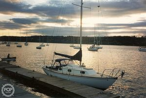 Used Cape Dory 27 Sloop Sailboat For Sale