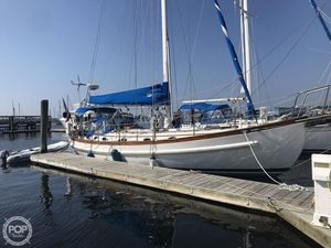 Used Lord Nelson 41 Cutter Sailboat For Sale