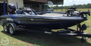Used Triton 19 TRX Tournament SC Bass Boat For Sale