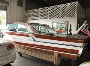 Used Century Coranado With Chrysler HEMI Antique and Classic Boat For Sale