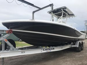 New Caymas 26 HB26 HB Bay Boat For Sale