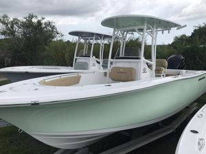 New Sportsman 232 open232 open Center Console Fishing Boat For Sale