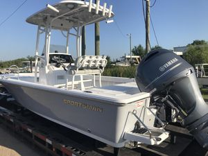 New Sportsman Masters 227 Bay BoatMasters 227 Bay Boat Bay Boat For Sale