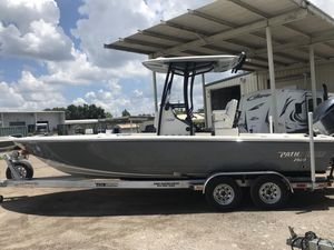 New Pathfinder 2500 Hybrid2500 Hybrid Bay Boat For Sale