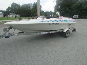 Used Sugar Sand MirageMirage Freshwater Fishing Boat For Sale