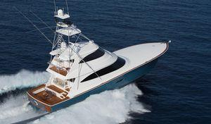 New Viking 80 Enclosed Bridge Convertible Fishing Boat For Sale