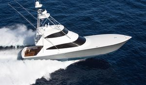 New Viking 72 Enclosed Bridge Motor Yacht For Sale