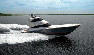 New Viking 68 Enclosed Bridge Motor Yacht For Sale