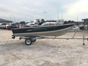 Used Lund SSV-14 TillerSSV-14 Tiller Utility Boat For Sale